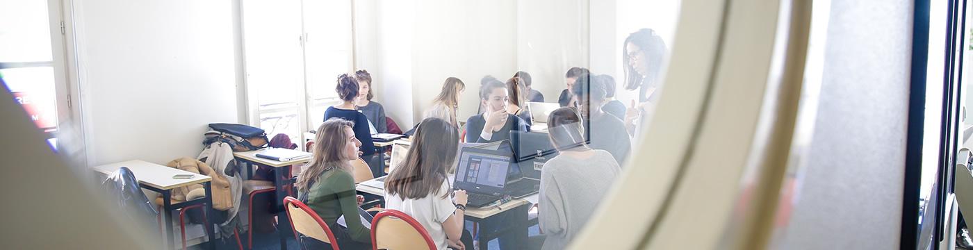 Ecole de Journalisme EFJ - Programme formation journalisme