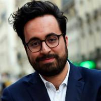 Parrain école de Journalisme EFJ Mounir MAHJOUBI