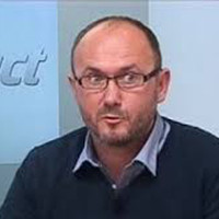 Parrain école de Journalisme EFJ Marc REES