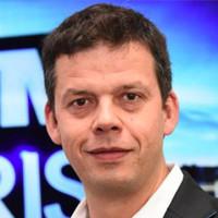 Parrain école de Journalisme EFJ Alexis DELAHOUSSE