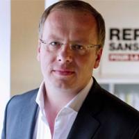 Parrain école de Journalisme EFJ Christophe DELOIRE
