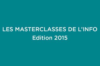 Actu EFJ - Les Masterclasses de l'info - L'Edito
