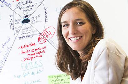Actu EFJ - Laure LUCCHESI, Directrice d'Etalab