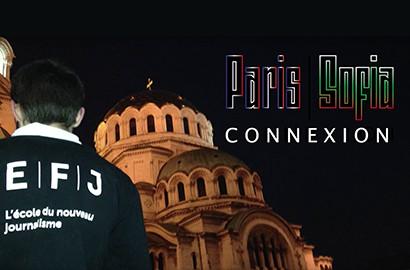 Actu EFJ - Paris Sofia Connexion : le projet bénévole des étudiants