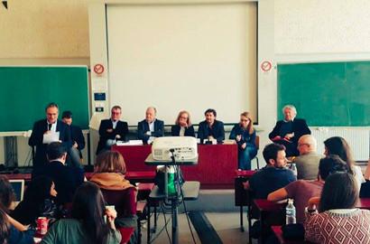 Actu EFJ - Colloque sur le datajournalisme à l'Université Dauphine