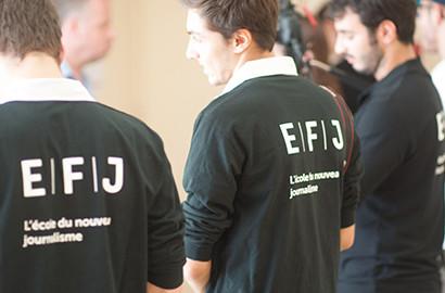 Actu EFJ - Masterclasses de l'Info en partenariat avec Stratégies