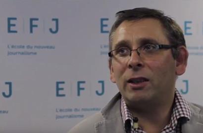 """Actu EFJ - Jacques DUPLESSY, Journaliste membre du collectif """"Extra Muros"""""""