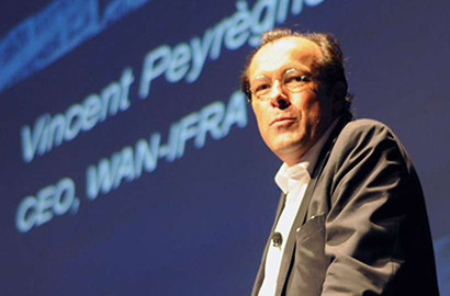 Actu EFJ - Vincent PEYRÈGNE, Directeur Général de la WAN-IFRA