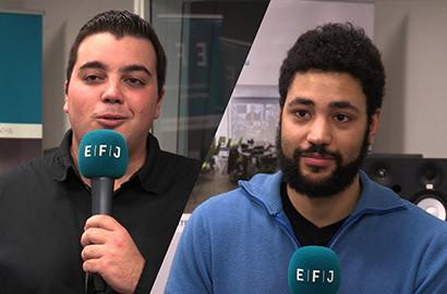 Actu EFJ - Publication sur Sport 24 et Le Figaro