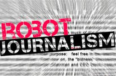 Actu EFJ - L'EFJ et le robot-journalisme