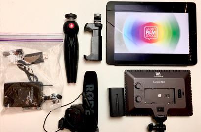"Actu EFJ - L'EFJ forme au ""Smartphone Video Storytelling"""