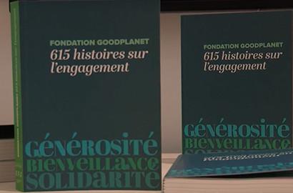 Actu EFJ - Rédaction d'un ouvrage avec Yann Arthus-Bertrand