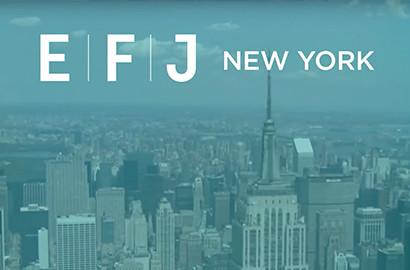 Actu EFJ - Retour sur une année d'études à l'EFJ New York au coeur de Manhattan!