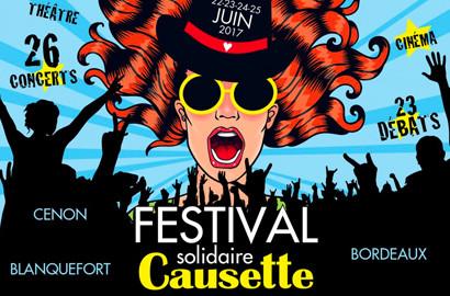 Actu EFJ - L'EFJ au Festival solidaire Causette