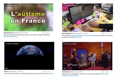 Actu EFJ - Teasers vidéo des Grandes Enquêtes étudiants