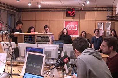 "Actu EFJ - Atelier ""Découverte Médias"" TV, Radio, Presse & Web"
