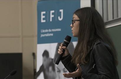 """Actu EFJ - #3MINPOURCONVAINCRE : Les sessions """"pitch"""" de l'EFJ!"""