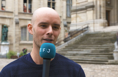 Actu EFJ - Maxime BARBIER, Fondateur de MinuteBuzz