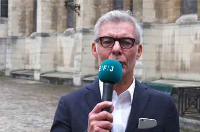 Actu EFJ - Roger COSTE, co-fondateur de BrutTV
