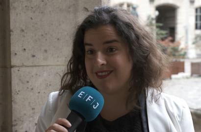 Actu EFJ - Cécile DEHESDIN, Rédactrice en chef de BuzzFeed