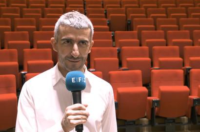 Actu EFJ - David DIEUDONNE, Directeur du News Lab Google