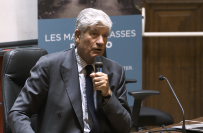 Actu EFJ - Maurice LEVY, Président du Conseil de Surveillance de Publicis