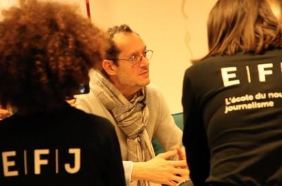 Actu EFJ - L'EFJ partenaire de la Journée de la Presse en Ligne
