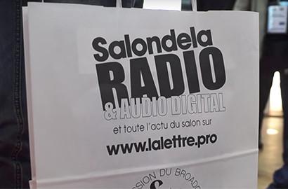 Actu EFJ - L'EFJ partenaire du Salon de la Radio & de l'Audio Digital 2018