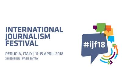 Actu EFJ - L'EFJ au Festival International du Journalisme de Pérouse - Edition 2018