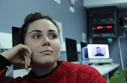 Actu EFJ - Interview d'Amélie en 1e année d'école de journalisme