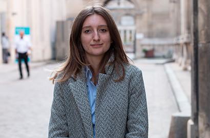 Actu EFJ - Chloé Rochereuil, Fondatrice du média innovant Targo