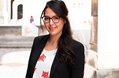 Actu EFJ - Barbara Chazelle, rédactrice en chef de Méta-Média