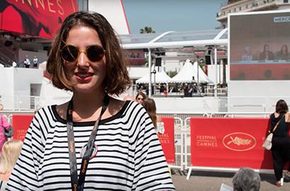 Actu EFJ - En stage au Festival de Cannes!