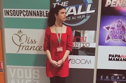 Actu EFJ - Production d'émissions TV : Zoom le stage de journalisme de Sidonie