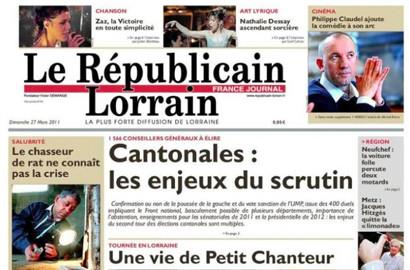 Actu EFJ - Le stage de journaliste presse écrite de Thibaut dans un quotidien régional