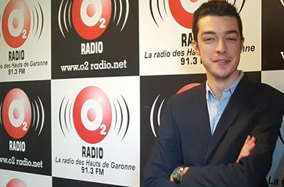 Actu EFJ - Devenir animateur radio : le projet de Quentin