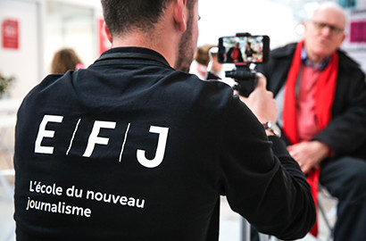 Actu EFJ - Formation journalisme : des alternatives à Parcoursup