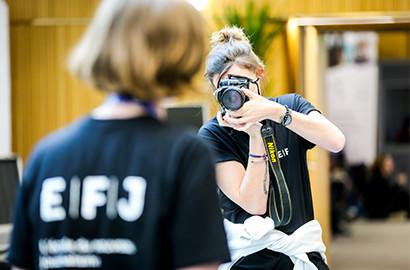 Actu EFJ - L'EFJ Partenaire du Forum Médias et Développement
