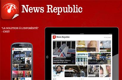 Actu EFJ - Les étudiants EFJ publient sur la plateforme d'informations News Republic