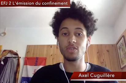Actu EFJ - Réalisation d'une émission en Live!