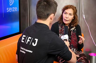 Actu EFJ - Rencontre avec des journalistes d'investigation