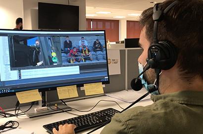 Actu EFJ - EFJ Alumni : Journaliste chez Canal+ et Téléfoot