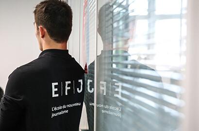 Actu EFJ - L'EFJ, en direct avec les Assises du journalisme