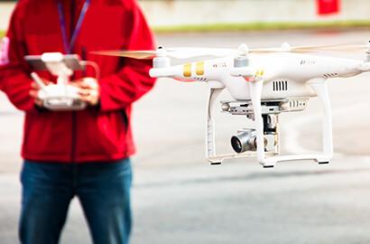 Actu EFJ - Atelier spécialisé : Initiation à la pratique du drone