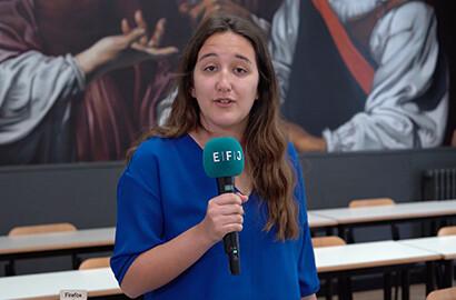 Actu EFJ - Grande enquête de l'EFJ - Reportage sur les femmes dans le milieu du BTP