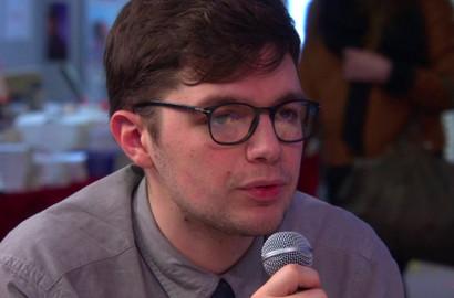 Actu EFJ - Rencontre avec Alexandre Léchenet, spécialiste du data journalisme