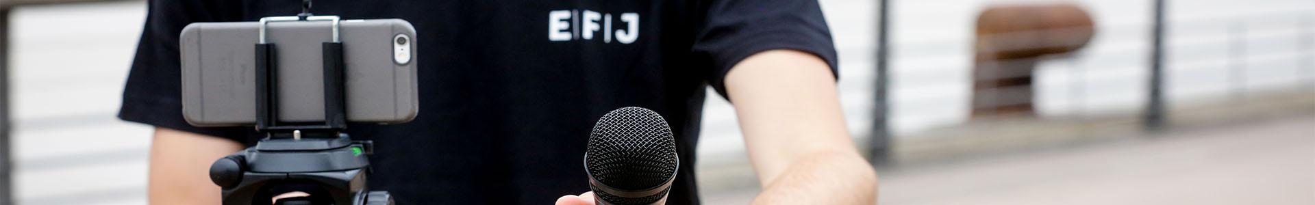 Intégrez une École de Journalisme Professionnalisante - EFJ
