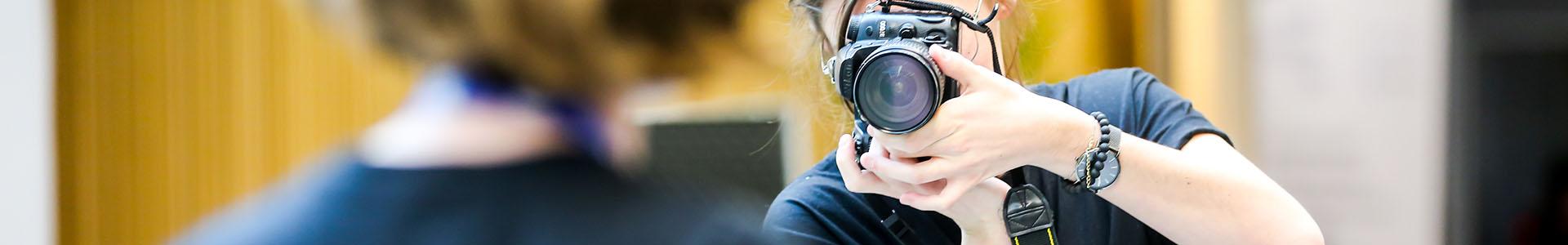 Rejoignez Notre Formation Reporter Photographe - Ecole Journalisme EFJ