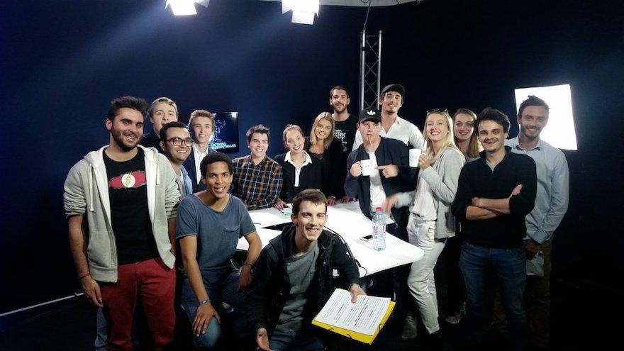 Ecole de journalisme EFJ - Ateliers spécialisés médias