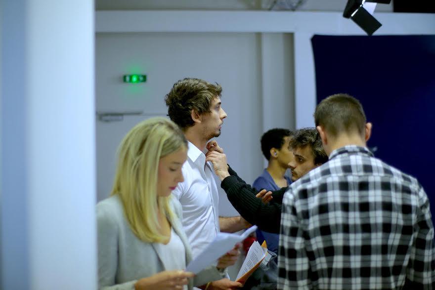 Ecole de journalisme EFJ - Ateliers médias TV et presse en immersion